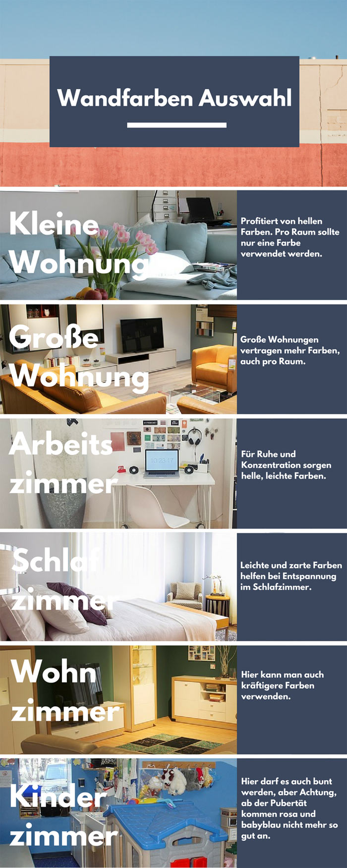 wandfarben ratgeber f r haus und wohnung wohn journal. Black Bedroom Furniture Sets. Home Design Ideas