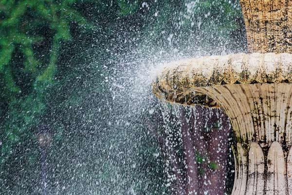 Brunnen Anlegen Garten