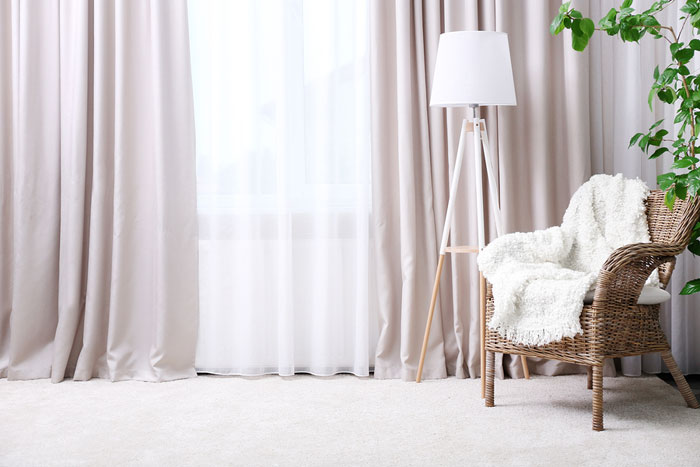 Der passende sichtschutz f r jedes fenster wohn journal for Tende casa minimalista