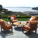 Saubere Sitzbezüge in Haus und Garten